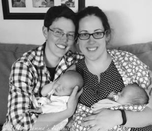 Moms & Twins