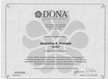 DONA PP Certificate